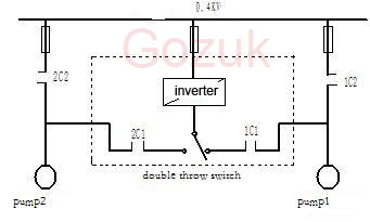 inverter wiring circuit